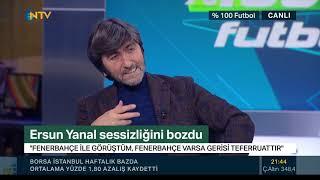 Rıdvan Dilmen: ''Ersun Yanal'ın bu sözü hoşuma gitti''