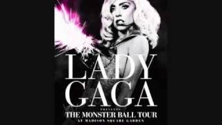 #3 Lady Gaga The Monster Ball HBO Special Audio - Talk #1 (The Monster Ball Will Set You Free)