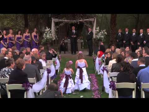 The Secret Garden Wedding Music Video for Jack & Brittany