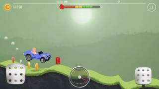 Prime Peaks Game - Boss Racing in Green Forest