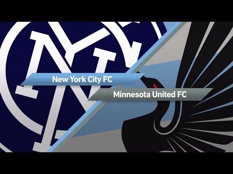 HIGHLIGHTS | NYCFC vs. Minnesota | 06.29.17