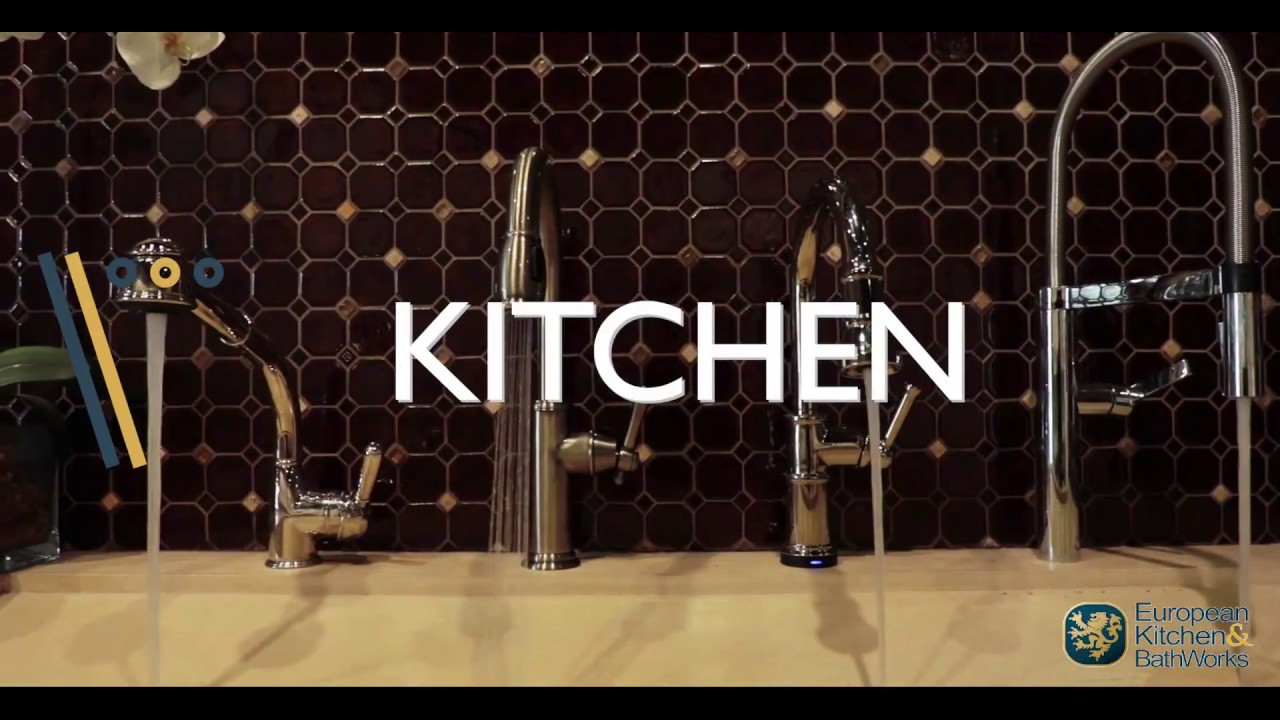 European Kitchen And Bathworks: 15 Sec Spot