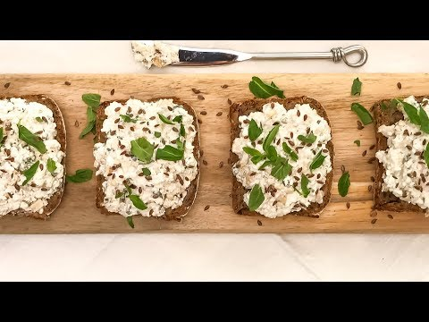 Healthy Cottage Cheese Spread | Healthy By You | Sona Manukian | EPISODE 006