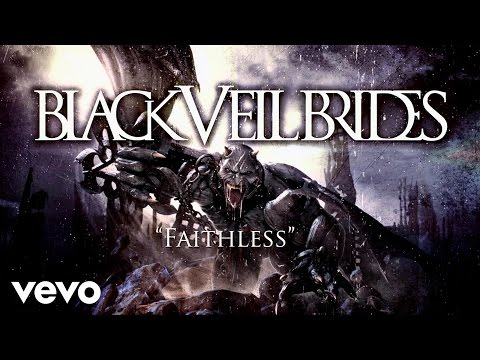 Black Veil Brides - Faithless (Audio)