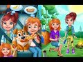 Crazy Camping Day, Tabtale Fun, Education Games, Videos Games for Kids / Android Gameplay Video