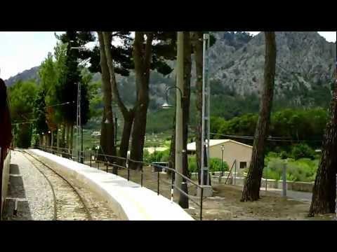 FERROCARRIL DE SÖLLER, Spain/Mallorca, 100 years old