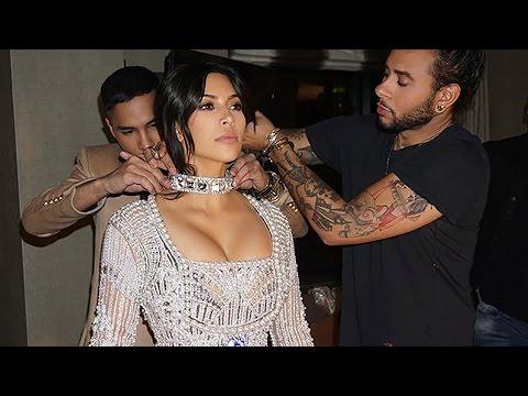 Kim Kardashian Shows Backup Met Gala Dresses