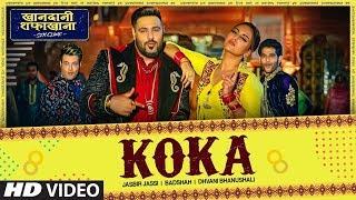 Koka  Jasbir Jassi Badshah Dhvani Bhanushali 8D SONG
