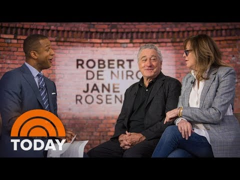 Robert De Niro: I Want To Escort President Donald Trump To Jail In An 'SNL' Sketch  TODAY
