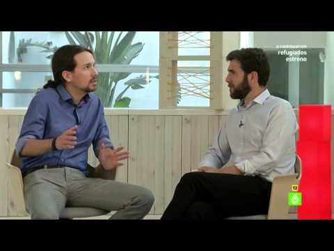 Pablo Iglesias en El Intermedio - Entrevista Completa