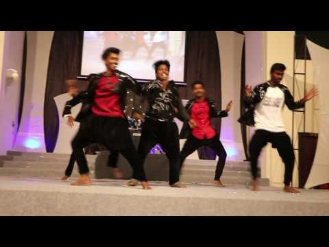 Ellamae Maara Poguthu(Neerae 6) Song Dance at Anointing Ministries