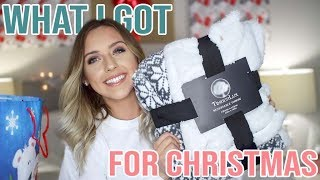What I Got for Christmas 2018 | Courtneyraine