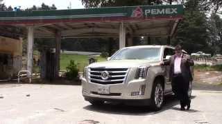 Cadillac Escalade 2015 a prueba Autocosmos