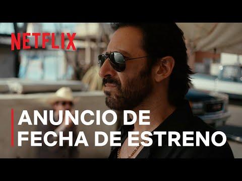Narcos: México   Anuncio de fecha de estreno de la temporada 3   Netflix