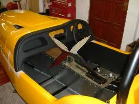 Build A Car >> How to build a Westfield Sports Car - YouTube