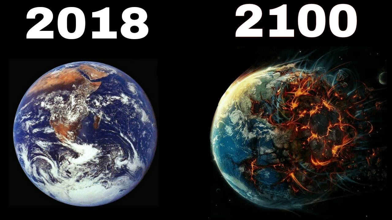 What will happen to earth in the future