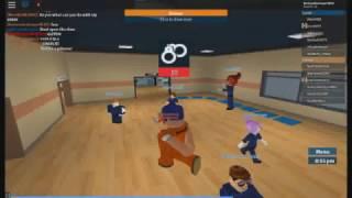 Glitching und Spielen in Roblox Gefängnis leben v.20