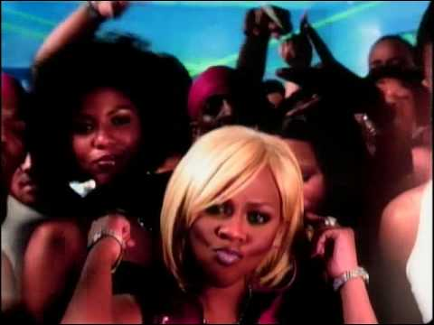 Ray J ft. Lil' Kim & Pharrell  -  Wait A Minute