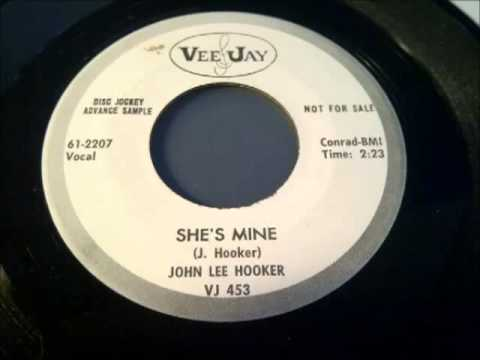 John Lee Hooker - She's Mine - R&B Dancer