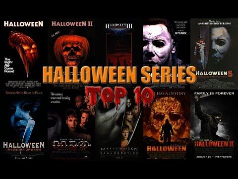 Top 10 Halloween Movies - YouTube