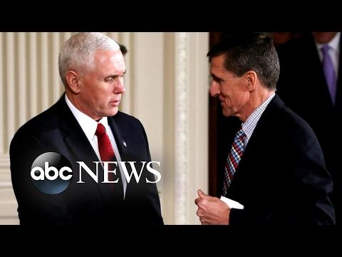 Michael Flynn resigns as Trump