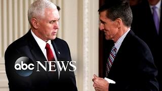 Michael Flynn resigns as Trump's national security adviser