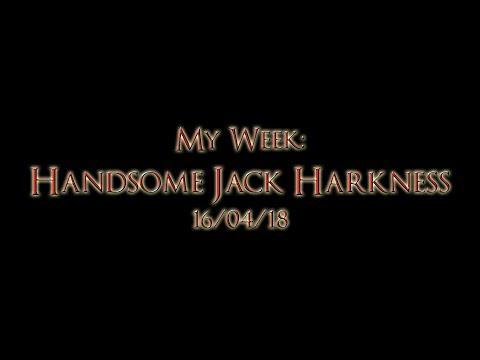 My Week: Handsome Jack Harkness