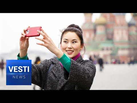 Russia by the Numbers: Tourism From Abroad to Russian Cities and Regions