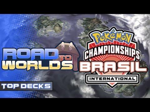 TOP DECKS from LATIN AMERICA International Championships! [Pokemon TCG Online]