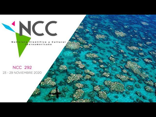 Noticiero Científico y Cultural Iberoamericano, emisión 292. 23 al 29 de Noviembre 2020