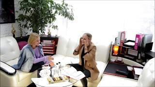 Интервью Олеси Ермаковой с Ириной Ортман в Центре Ручная Пластика ®