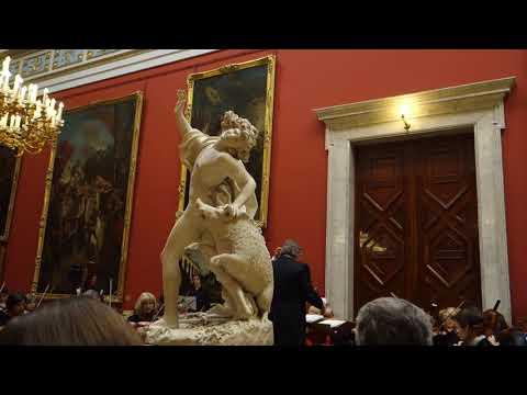 Оркестр «Классика»  в Итальянском просвете Государственного Эрмитажа.