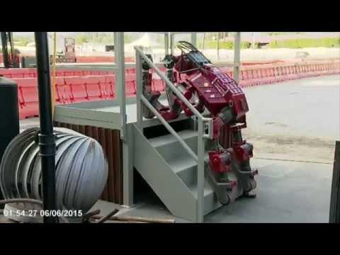 DARPA Robotics Challenge Final Event Compilation
