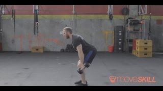 Instructional: Dumbbell Clean