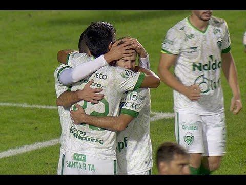 Colón goleó a Sarmiento y acecha al líder Boca from YouTube · Duration:  2 minutes 51 seconds