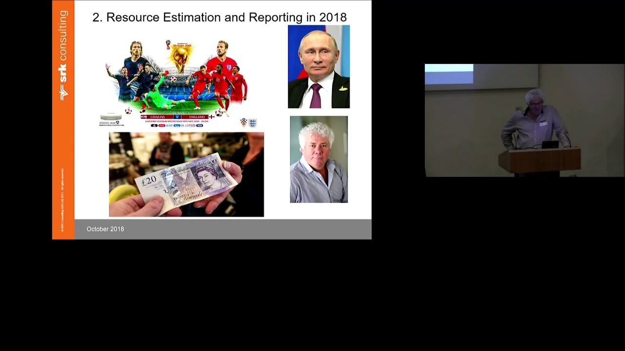 Does Identifying Armitage As Original >> Mineral Resource Estimation Mike Armitage 22 10 18 Youtube