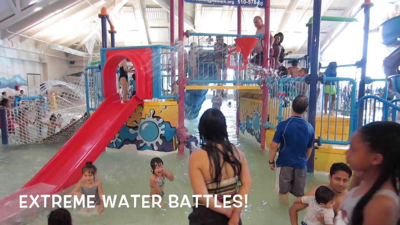 The Only Bay Area Best Indoor Pool For Kids Youtube