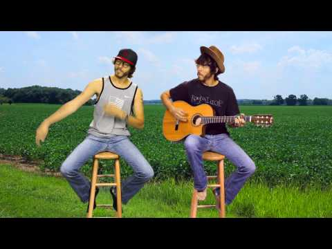 Chris Janson Stars In The Raging Idiots' 'Buy Me A Goat' Music Video