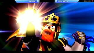 Frosty Faustings X: Ultimate Marvel vs Capcom 3 Top 8 Finals [1080p/60fps] (TIMESTAMP)