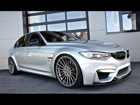 Silverstone Hamann BMW M3 custom 2016 by DS Automobile  YouTube