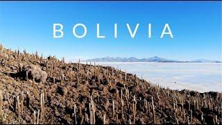 Bolivia in 4K