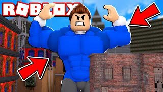 STRONG TO the EXTREME at ROBLOX
