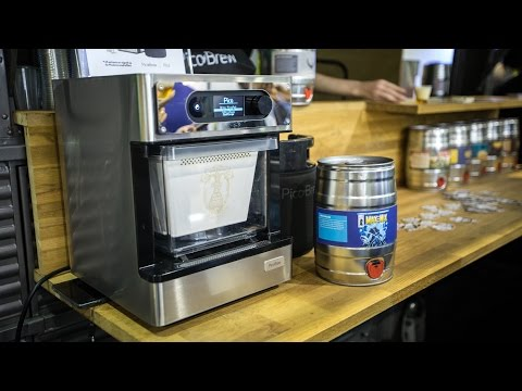 Meet the Picobrew Home Beer Brewing Machine