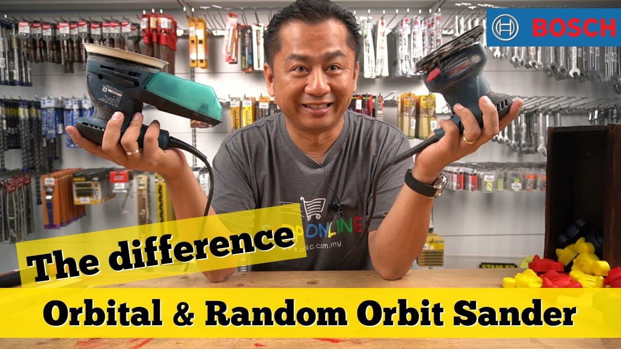 Download The Difference between Orbital Sander & Random Orbit Sander   Bosch Power Tools Sanding Solutions