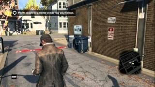Watch Dogs на Xbox 360 - Мыло