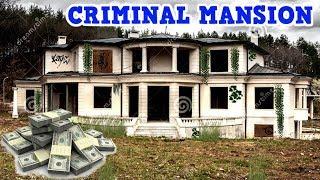 (GOT INSIDE!) Abandoned Criminal Mansion!