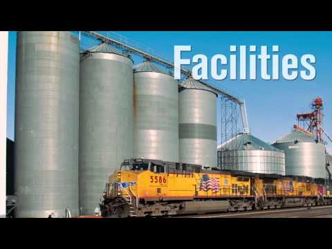 Union Pacific: Rely On Us for Grain Shipments
