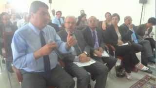 توصيات رئيس جامعة ابن زهر بندوة البحث العلمي