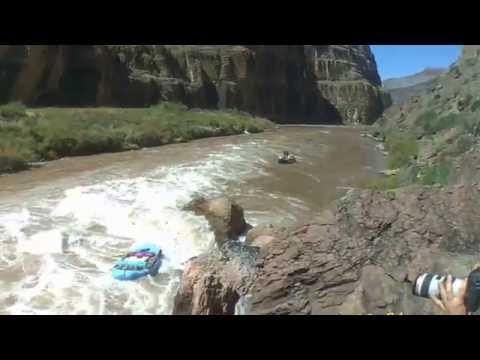 Lava Falls 7/5/16 @ 17,000 cfs