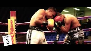 Tona Garcia 4ta pelea Profesional - Gimnasio de Mexicali